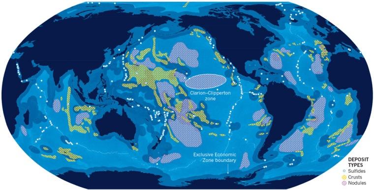 ocean floor resources